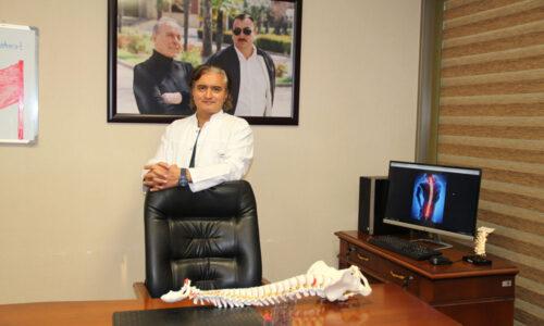 Onurga cerrahi, travmatoloq ortoped Dr. Elviz Qasimov
